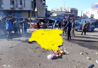 انفجار انتحاری در بغداد+ تصاویر و فیلم