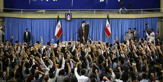 هزاران دانشجو فردا با رهبر معظم انقلاب دیدار میکنند