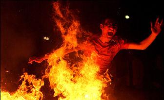 آمیختگی مراسم چهارشنبه سوری با رفتارهای افراطی