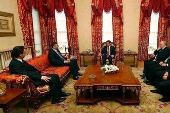 حمایت ترکیه از مخالفان سوری