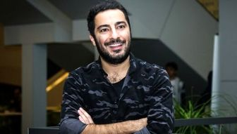 نقش و پوشش متفاوت نوید محمدزاده /عکس