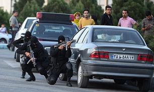 دستبرد مسلحانه کارمند اخراجی با لباس زنانه