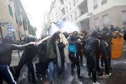 تظاهرات ضد محدودیتهای کرونایی در آلمان و انگلیس