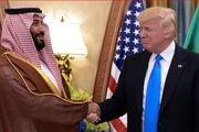 تلاش ترامپ برای تبرئه بن سلمان