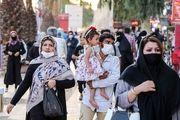ماسکها در خوزستان نیمه برافراشته شد