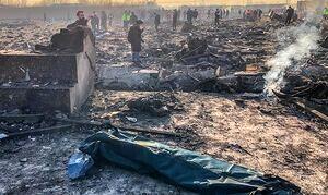 آغاز تشخیص هویت اتباع خارجی حادثه هواپیمای اوکراینی