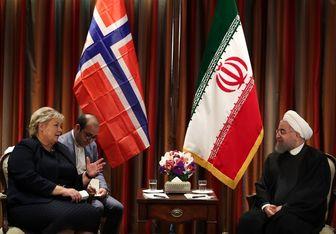 روحانی: حمایت اتحادیه اروپا از توافق برجام امیدوارکننده است