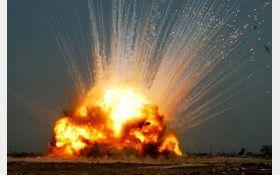 انفجار در شرق هند