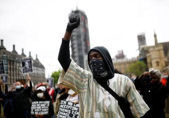 تظاهرات ضدنژادپرستی در سراسر انگلیس