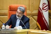 وزیر کشور بار مقابله با تحریمها را به دوش استانداران انداخت