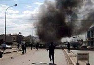 انفجار در ادلب سوریه ۱۴ کشته و زخمی برجای گذاشت