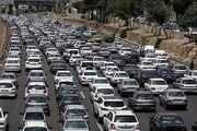 آخرین وضعیت جاده ها 14 دی/ ترافیک سنگین در آزادراه قزوین-کرج-تهران