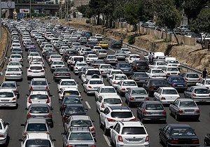 آخرین وضعیت ترافیکی امروز؛ پنجم بهمن ماه ۹۸