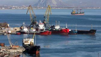 نشت ۲.۵ تن نفت کوره به آبهای شرق روسیه