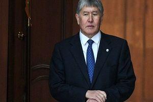 رئیسجمهور سابق قرقیزستان خود را تسلیم کرد