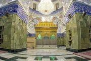 تصاویری ناب از غبارروبی حرم مطهر حضرت عباس(ع)