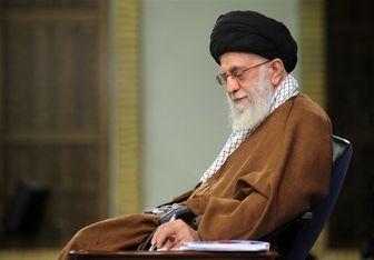 رهبر انقلاب در پیامی درگذشت پدر سعید و وحید جلیلی را تسلیت گفتند