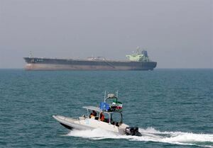 خشونت انگلیس در توقیف کشتی حامل نفت ایران