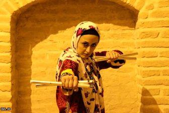 زنان اکشن کار در سینمای ایران + عکس
