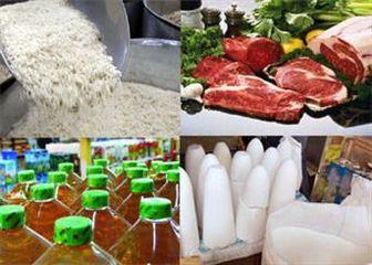 جدیدترین گزارش بانکمرکزی از گرانی موادغذایی