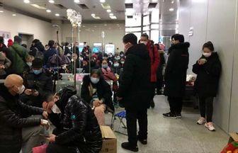 پر شدن تختهای بیمارستانی بیماران کرونایی در ژاپن