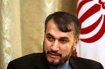 امیرعبداللهیان: روابط  تهران و بغداد استراتژیک میماند