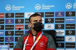 حسینی: پرسپولیس نیاز به ریکاوری روحی دارد