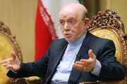 حبیبی: رئیس جمهور آمریکا بیش از این خودش را کوچک نکند