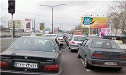 تردد ۹ میلیون وسیله نقلیه در راههای کشور