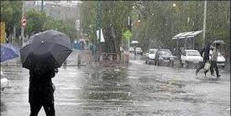 هشدار سازمان هواشناسی/بارش باران و رعدوبرق طی 3 روز آینده