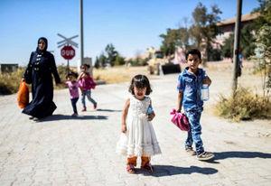 یک میلیون آواره سوری به خانه هایشان بازگشتند