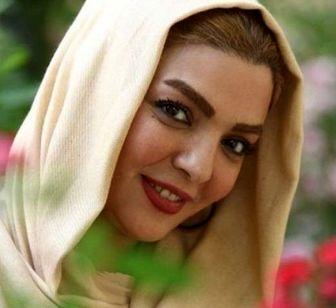 واکنش بازیگر زنِ استقلالی به پیروزی سرخ پوشان/ عکس