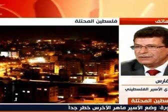 وخامت حال اسیر فلسطینی