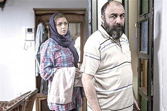 جنجال تماس بدنی عطاران و همسرش در استراحت مطلق