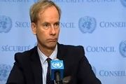 درخواست رئیس شورای امنیت از رؤسای جمهور آمریکا و ایران
