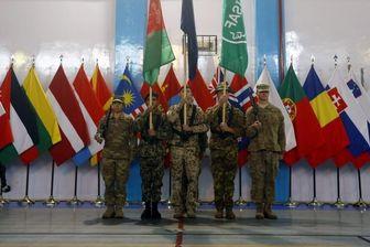 میزان نیروهای خارجی نظامی مستقر در افغانستان