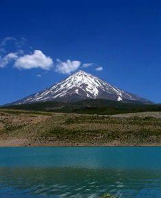 علت علاقه جریان انحرافی به کوه دماوند