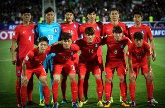 دردسر جدید تیم ملی کره جنوبی برای حضور در قطر