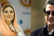 «سحر دولتشاهی» با «همایون شجریان» ازدواج کرد؟ +تصاویر