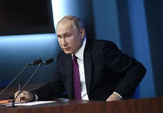 پوتین: موفقیت در سوریه به لطف ایران، ترکیه و روسیه به دست آمده است