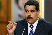 مادورو خواستار تظاهرات ضد امپریالیستی در ونزوئلا شد