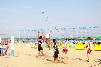 ملیپوشان والیبال ساحلی ایران مشخص شدند
