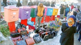 دلیل رغبت خرید مردم به دستفروشان خیابانی چیست؟