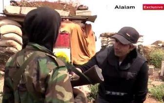 صحنههایی از مناطق درگیری ارتش سوریه با النصره