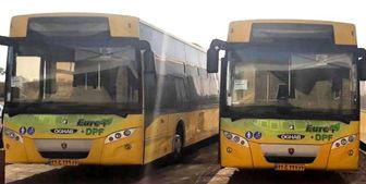 افزایش اتوبوسهای پایتخت