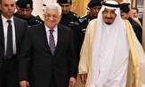 دیدار محمود عباس با پادشاه عربستان در ریاض+ عکس