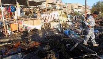 تصاویر انفجار 2 بمب در بغداد