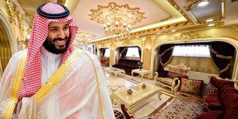 کاخ لاکچری ولیعهد عربستان+ تصاویر