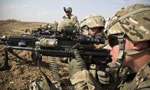 حضور نظامیان آمریکا در مرز اردن و سوریه