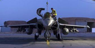 حضور جنگندههای فرانسه در غرب آسیا